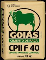 Goiás CPII F 40