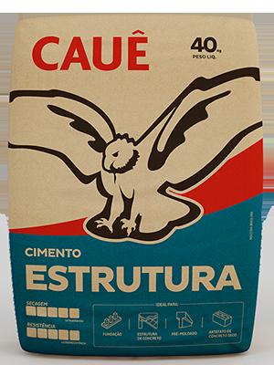 CIMENTO CAUÊ ESTRUTURA