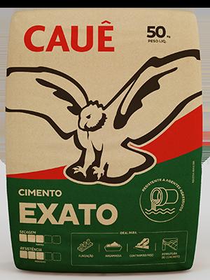 CIMENTO CAUÊ EXATO
