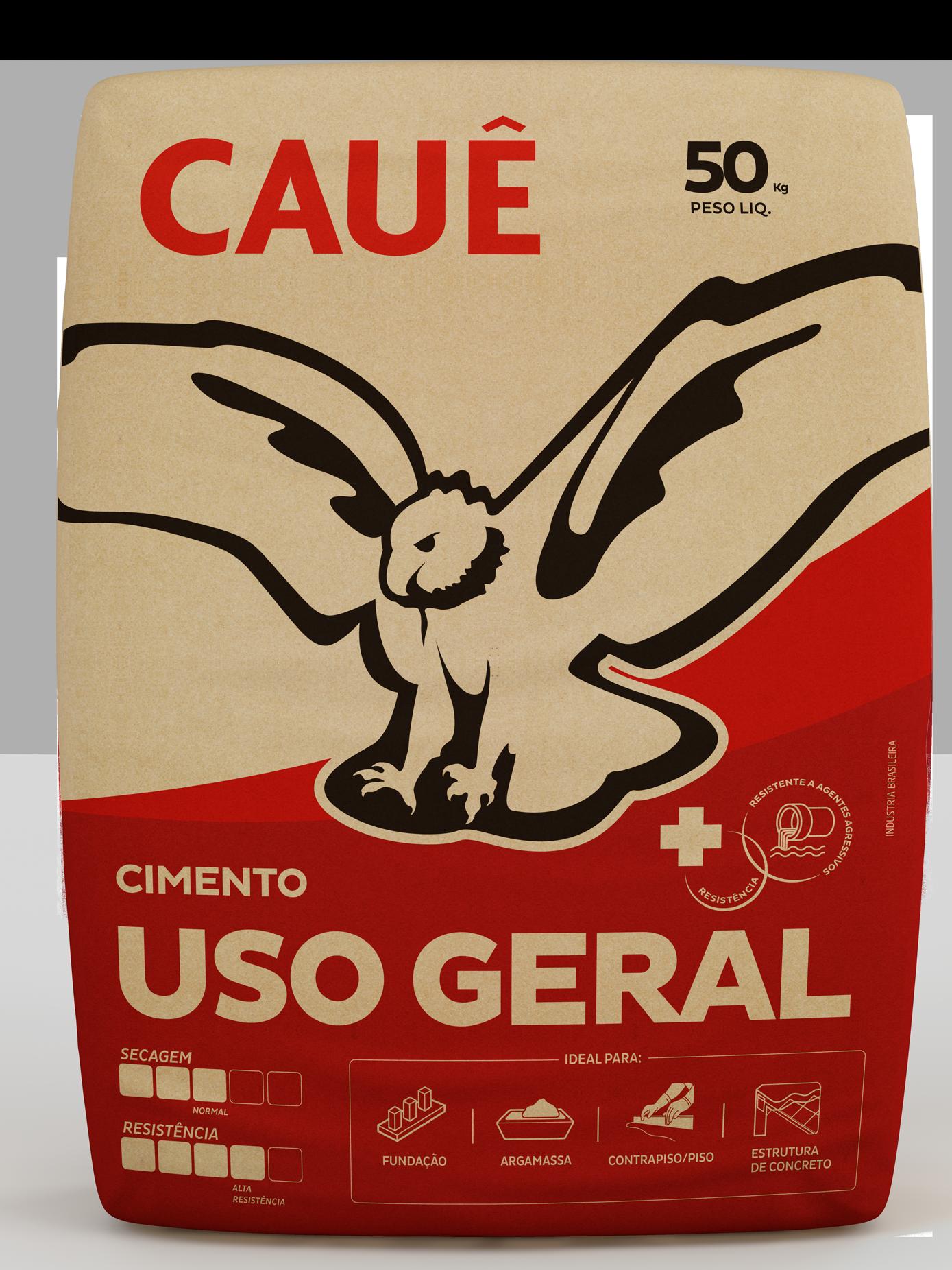 CIMENTO CAUÊ USO GERAL