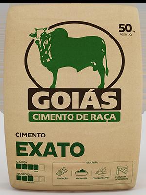 CIMENTO GOIÁS EXATO