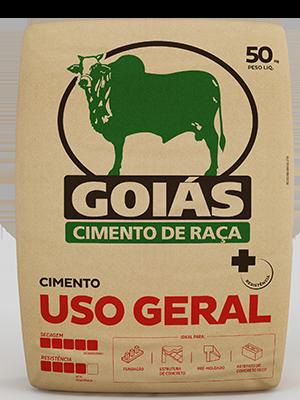 CIMENTO GOIÁS USO GERAL